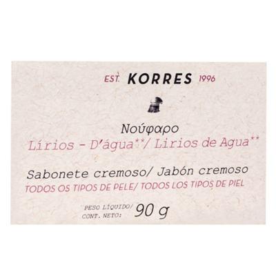 Imagem 3 do produto Sabonete em Barra Korres - Water Lily - 90g