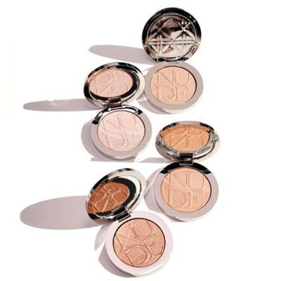 Imagem 4 do produto Diorskin Nude Air Powder Dior - Pó Compacto - 040 - Honey Beige