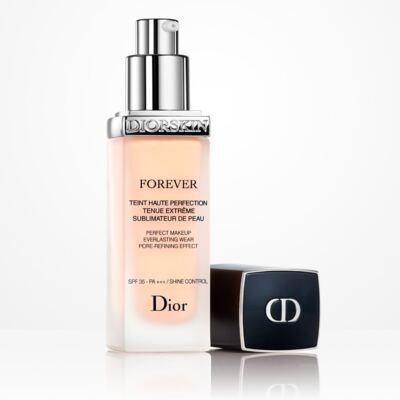 Imagem 3 do produto Diorskin Forever Dior - Base Facial - 30ml - 010 - Ivory