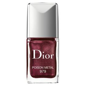 Esmalte Dior - Vernis Lacquer - 979 - Poison Metal