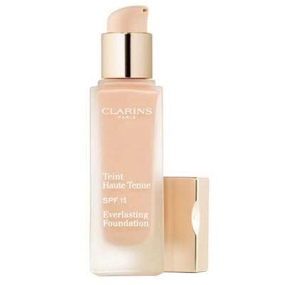 Teint Haute Tenue SPF 15 Clarins - Base Facial - 112  -  Amber