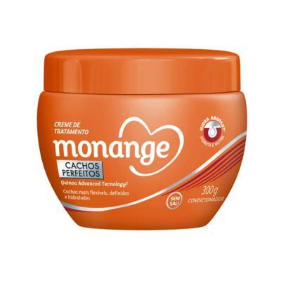 Creme Tratamento Monange - Cachos Perfeitos | 300g