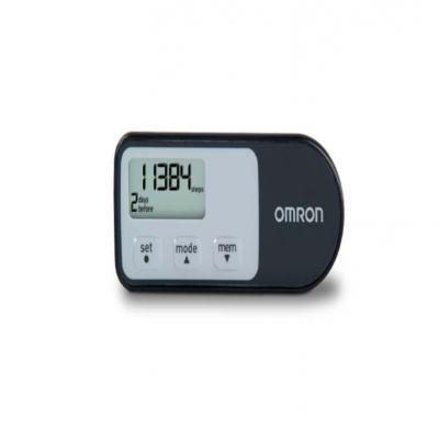Imagem 1 do produto Monitor de Atividade e Calorias Pedômetro HJA-310 - Omron