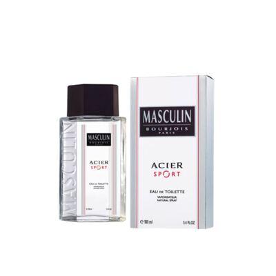 Imagem 1 do produto Masculin Acier Sport Bourjois - Perfume Masculino - Eau de Toilette - 100ml