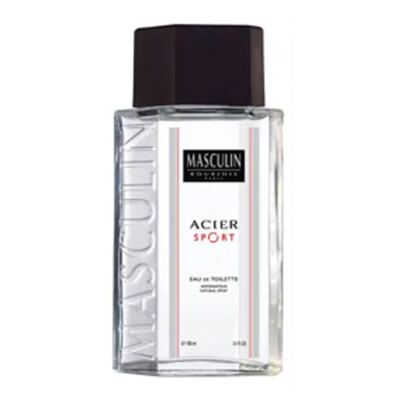 Imagem 2 do produto Masculin Acier Sport Bourjois - Perfume Masculino - Eau de Toilette - 100ml
