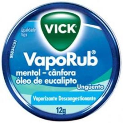 Vick VapoRub Pomada 12g