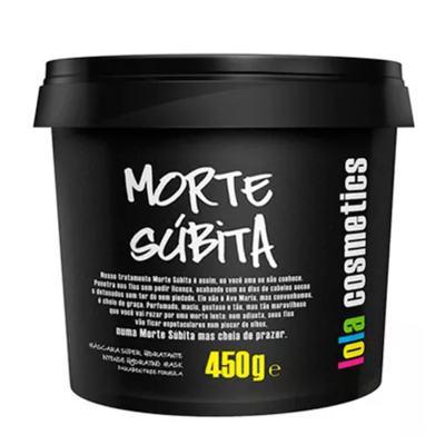 Imagem 2 do produto Kit Shampoo + Máscara + Spray  Lola Cosmetics Morte Súbita Super Hidratante - Kit