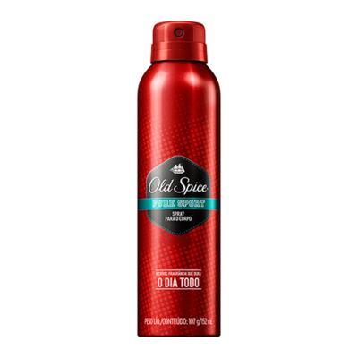 Aero Pure Sport Old Spice - Desodorante - 107g