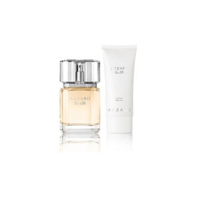 Imagem 2 do produto Azzaro Kit Pour Elle Eau de Parfum Perfume Feminino 50ml + Loção Corporal 150ml