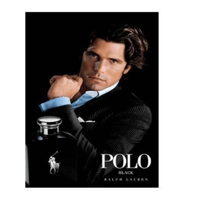 Ralph Lauren Polo Black Eau de Toilette Perfume Masculino Ralph ... 549dc752189