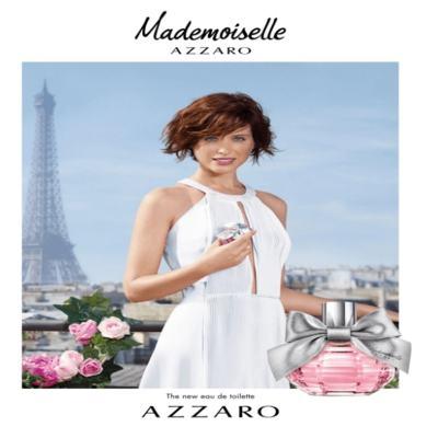 Imagem 8 do produto Mademoiselle Azzaro - Perfume Feminino - Eau de Toilette - 30ml