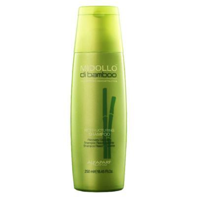 Imagem 2 do produto Alfaparf Midollo di Bamboo Restructuring  - Shampoo - 250ml