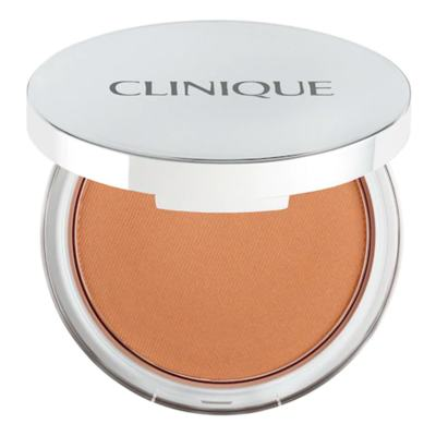 Stay-Matte Sheer Pressed Powder Clinique - Pó Compacto - Stay Honey