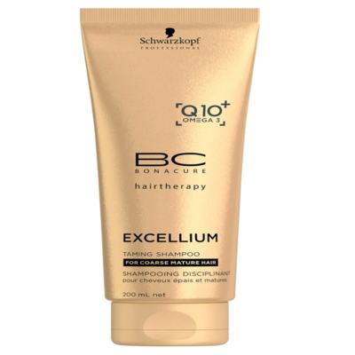 Schwarzkopf BC Bonacure Excellium Taming Shampoo