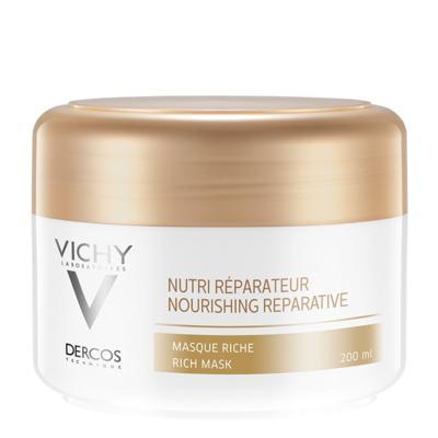 Imagem 3 do produto Vichy Dercos Nutri Reparador Mascara - Vichy Dercos Nutri Reparador Mascara 200ml