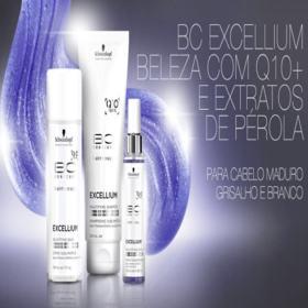Schwarzkopf BC Bonacure Excellium Beautifying Silver Shampoo - Schwarzkopf BC Bonacure Excellium Beautifying Silver Shampoo 200ml