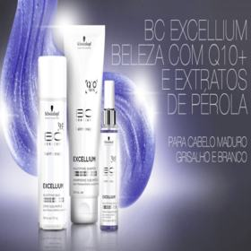 Schwarzkopf BC Bonacure Excellium Beautifying Silver Mascara - Schwarzkopf BC Bonacure Excellium Beautifying Silver Mascara 750ml