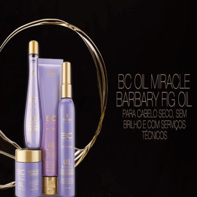 Imagem 3 do produto Schwarzkopf BC Bonacure Oil Miracle Barbary Fig Mascara