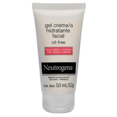 Neutrogena Hidratante Facial Oil Free Pele Mista a Oleosa