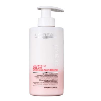 Loreal Profissional Vitamino Color Aox Cleansing Conditioner Shampoo