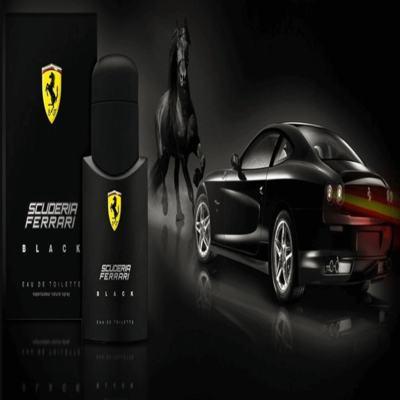 Imagem 4 do produto Ferrari Scuderia Black Eau de Toilette Perfume Masculino
