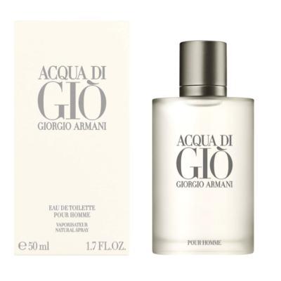 Imagem 10 do produto Acqua Di Giò Homme Giorgio Armani - Perfume Masculino - Eau de Toilette - 50ml