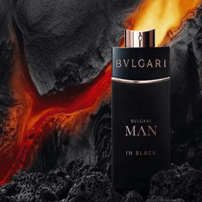 Imagem 14 do produto BVLGARI Man in Black BVLGARI - Perfume Masculino - Eau de Parfum - 100ml