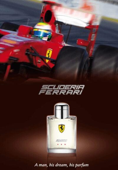 Imagem 5 do produto Ferrari Scuderia Red Eau de Toilette Perfume Masculino