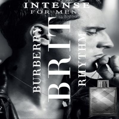Imagem 9 do produto Perfume Burberry Brit Rhythm Intense Eau de Toilette Masculino
