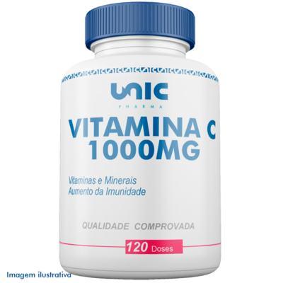 Vitamina C 1000mg 120 doses