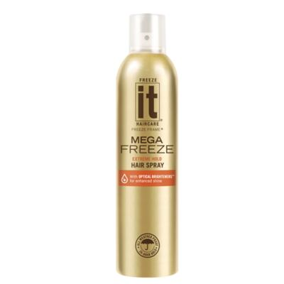 Imagem 1 do produto It Haircare Mega Freeze Extreme Hold Hair - Spray Fixador - 250g