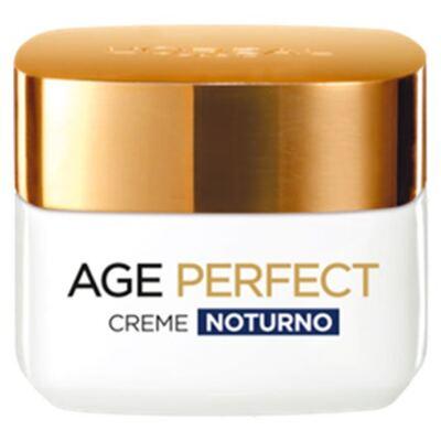 Imagem 2 do produto Rejuvenescedor Facial L'Oréal Paris Age Perfect Noturno Dermo Expertise - 49g
