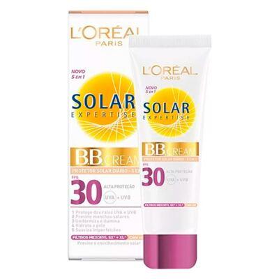 Imagem 4 do produto Solar Expertise BB Cream FPS30 L'oréal Paris - Protetor Solar - Natural