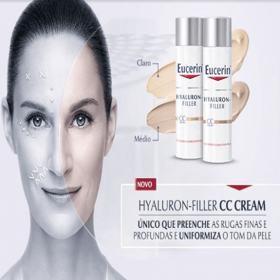 Eucerin Hyaluron Filler CC Cream FPS 15 - Eucerin Hyaluron Filler CC Cream FPS 15 50ml - 2 Medio