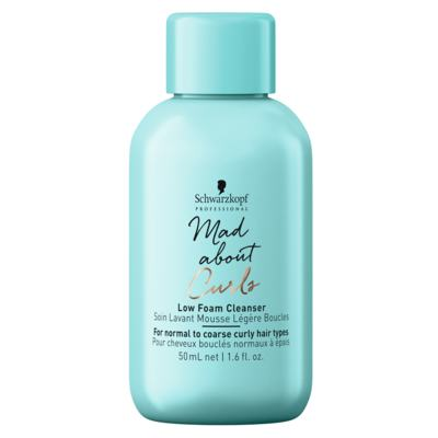 Schwarzkopf Mad About Curls - Shampoo Low Foam - 50ml