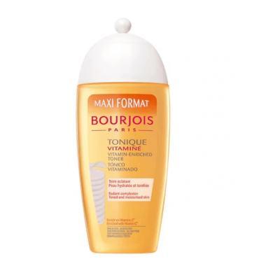 Imagem 4 do produto Loção Tônica de Limpeza Bourjois Tonique Vitaminé - 250ml