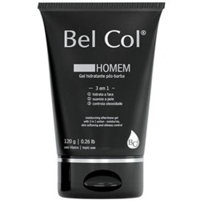 Bel Col Homem Gel Hidratante Pos Barba