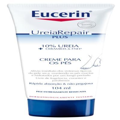 Imagem 8 do produto Creme para Pés Eucerin 10% Ureia - 100mL - 100ml