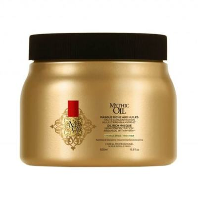 Mascara Loreal Profissional Mythic Oil Thick Hair - Mascara Loreal Profissional Mythic Oil Thick Hair 500g