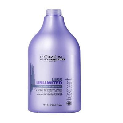 Shampoo Loreal Profissional Liss Unlimited