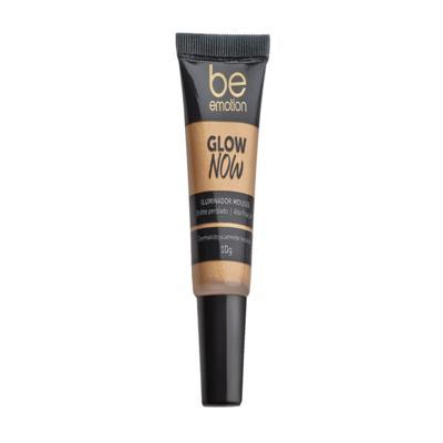 Imagem 1 do produto Iluminador Mousse Glow Now Be Emotion - | ROSÉ