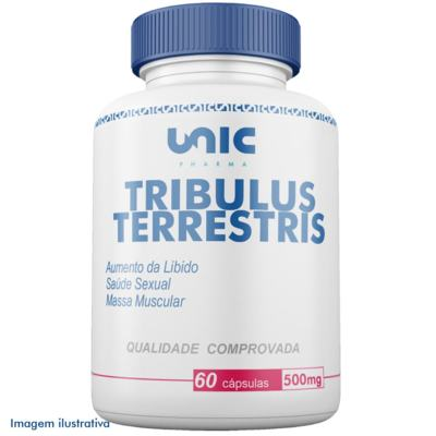 Tribulus terrestris 500mg 60 caps