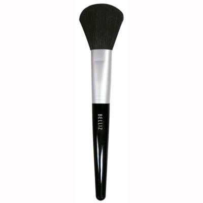 Imagem 6 do produto Pincel para Pó Belliz - Aplicador de Maquiagem - 1 Un