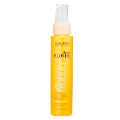 Imagem 2 do produto John Frieda Sheer Blonde Go Blonder Controlled Lightening Spray - Fluido Iluminador - 103ml