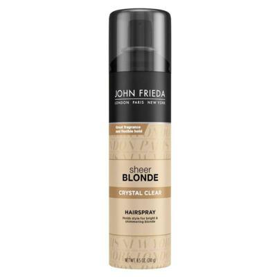 John Frieda Sheer Blonde Crystal Clear Holds Finishes - Spray Fixador - 240g