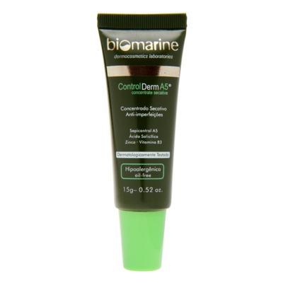 Imagem 2 do produto Biomarine Control Derm A5 Concentrado Secativo Antiacne - Biomarine Control Derm A5 Concentrado Secativo Antiacne 15g