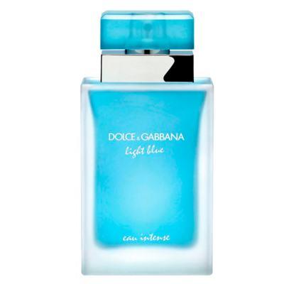 Light Blue Pour Femme Intense Dolce&Gabbana Perfume Feminino - Eau de Parfum - 50ml