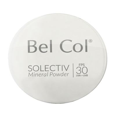 Bel Col Solectiv Mineral Powder Po Compacto FPS 30 12g - Bel Col Solectiv Mineral Powder Po Compacto FPS 30 12g - 10 Areia