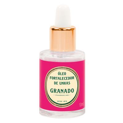 Imagem 1 do produto Óleo Fortalecedor de Unhas Granado Pink - 10ml