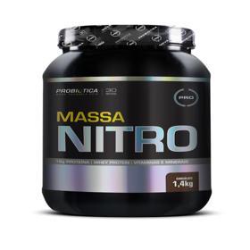 Massa Nitro No2 - Probiótica - Massa Nitro No2 - Probiótica - 1400g - Chocolate